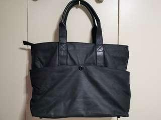 🚚 Blackbarrett Black Tote Bag (Waterproof)