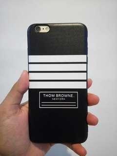 Case thom browne iphone 6 plus 6+ / 6s plus 6s+ new