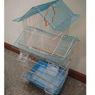Brand New! 70-cm Breeding Mansionette Cage (With side opening)
