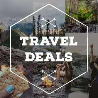 Cheap Flights and Hotels!