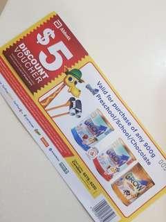 🚚 To Bless: Grow Preschool Discount Voucher