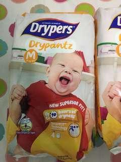 🚚 Drypers drypants
