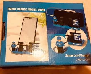 Lego smart charge mobile stand