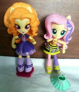 Little pony equestria girls bundle