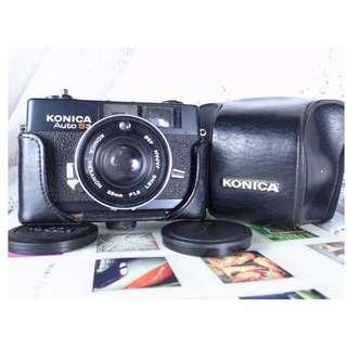 KONICA AUTO S3  38mm/1.8F