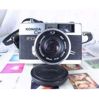 KONICA C35FD  38mm/1.8F