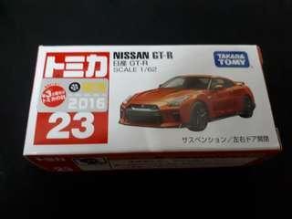 Tomica - Nissan GTR