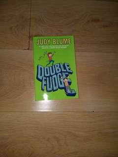 🚚 Judy blume double fudge
