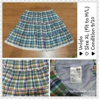 Uniqlo Skirt #APR10