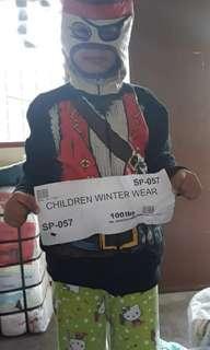 SPO57 CHILDREN WINTER WEAR