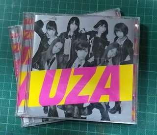 🚚 AKB48  UZA  CD+DVD
