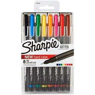 Sharpie color art pens