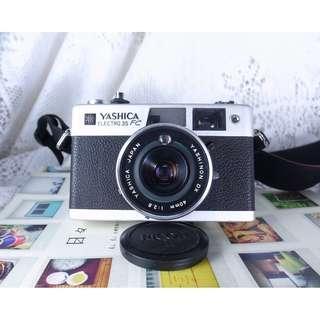 yashica  35FC  40mm/2.8F  高橋良介款