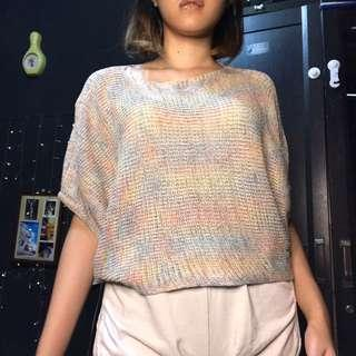 Knit Top Batwing