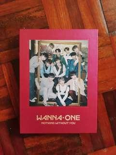 WANNA ONE NOTHING WITHOUT YOU (ONE VER)