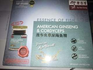 🚚 Essence of fish - American ginseng & Cordyceps