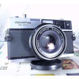 OLYMPUS  SP-N   42mm/1.7F  七劍
