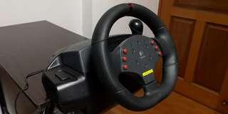 Logitech Momo Steering Wheel