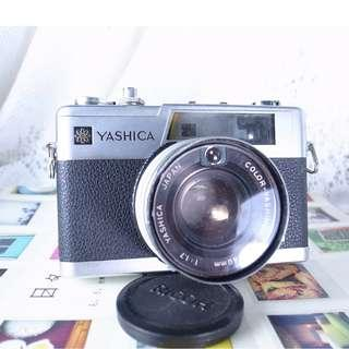 yashica 35CC   40mm/1.7F