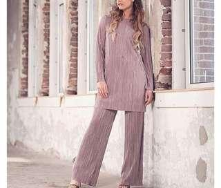 🚚 [PO] : two piece pant suit