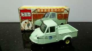 中製 Daihatsu Midget 三腳雞 豊後高田昭和之町 商用車 特注 Takara Tomy Tomica
