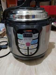 Cmos pressure cooker,presto listrik