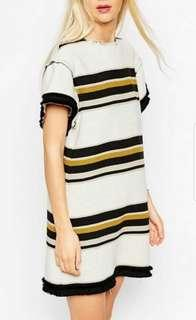 🚚 Asos Stripes Shift Dress
