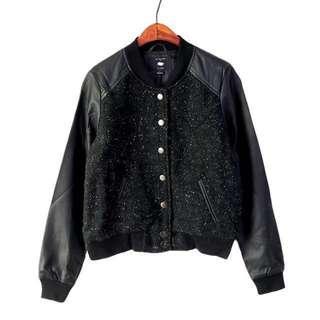 IRIS by Los Angeles Leather Baseball jacket #sellmar19
