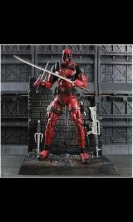 Deadpool Action Figure Statue