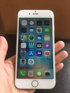 Iphone6 32gb globelocked