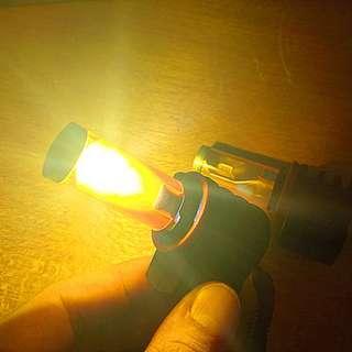 Philips Ultinon Foglamp LED golden yellow 2600k