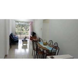 (Guarantee Rental Return) Desaria Villa Condo Puchong Fully Furnished