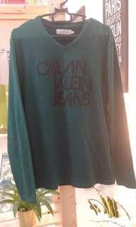 Men Calvin Klein long sleeve
