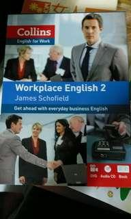Collins English for work workplace english 2