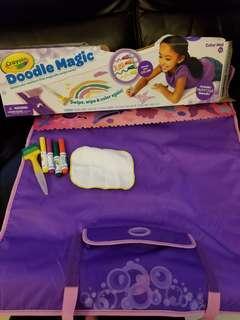 95% new Crayola Mat-Fairytale Doodle Magic Color Marker