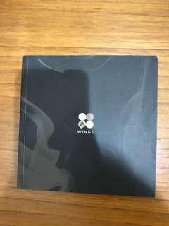 Album WINGS , G VERSION (photocard not included)