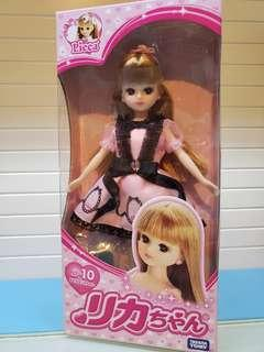 Licca Doll Licca 公仔 LD-10 全新未開盒