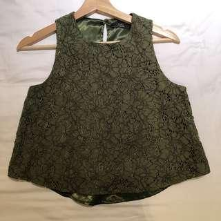 Iora lace TOP