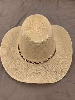 🚚 編織草帽