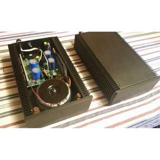 Teddy Pardo MB100 Amplifiers