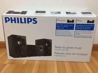 Philips micro music system MCM1350