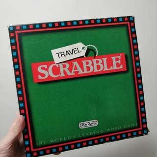Travel Scrabble by Spear's Games 全新 Made in England