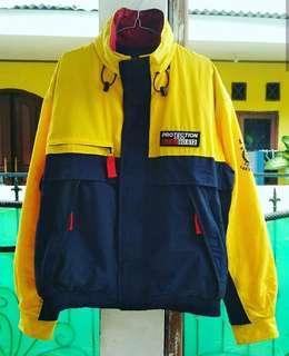L.T.B Lantern Bay Embroide Sailing Gear Jacket Vintage