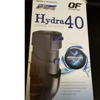 hydra 40 internal filter