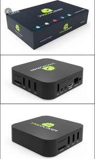 Android box (smart tv)