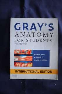 Gray's Anatomy For Students 3rd Edition