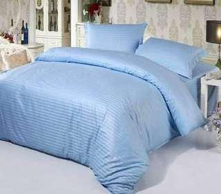 5 in 1 Bedsheet with Comforter