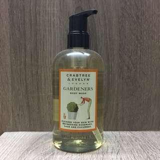 Crabtree & Evelyn Gardeners Body Wash 300ml #MMAR18
