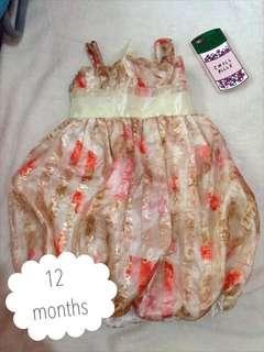 Dress 9-12months