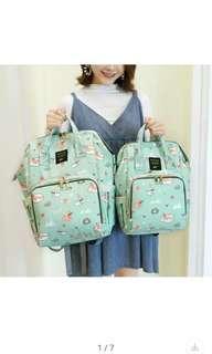 韓版大容量媽媽袋/背囊